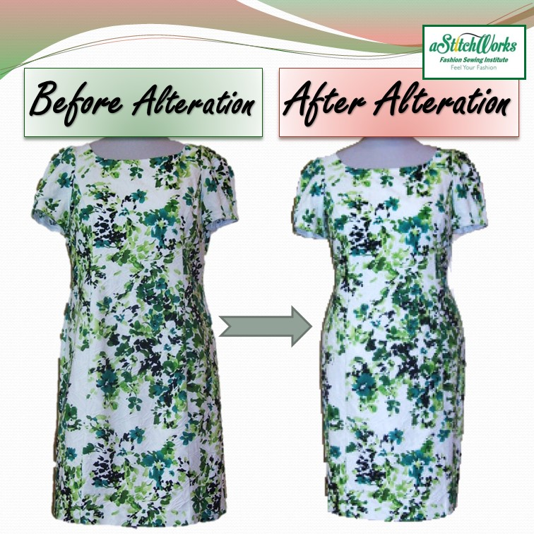 Learn Basic Alteration Sewing
