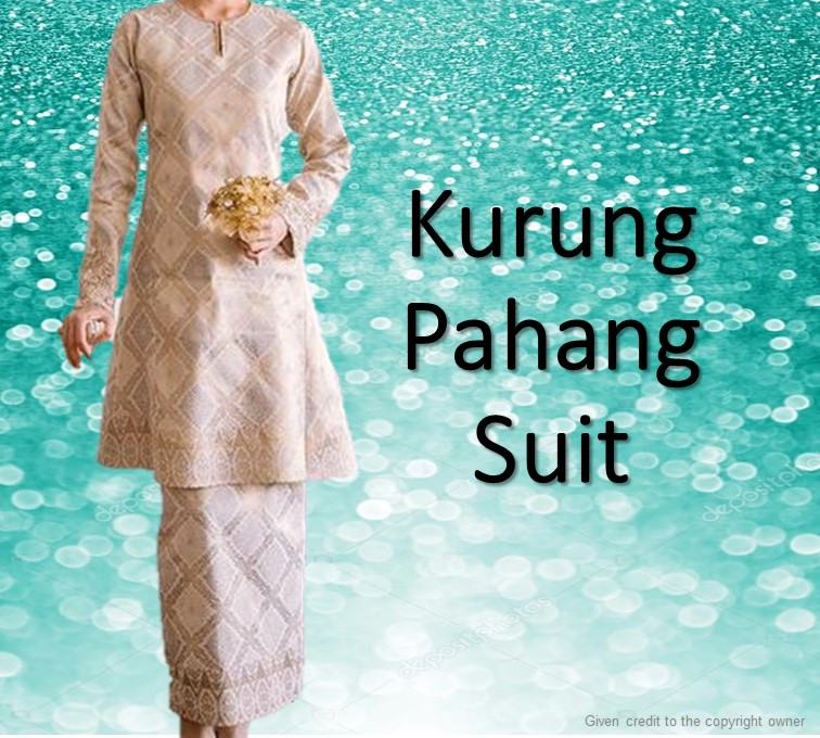 Advanced Kurung Pahang Suit