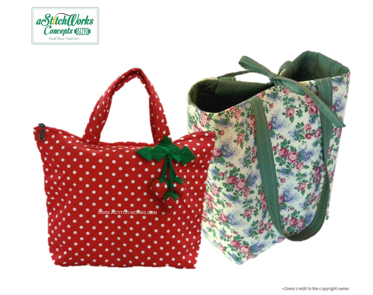 Learn a Basic Sewing Bag Making