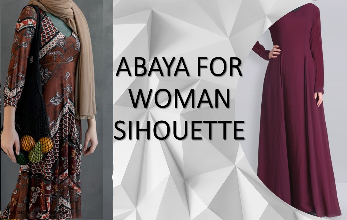 Sew Basic Abaya Kaftan Dress