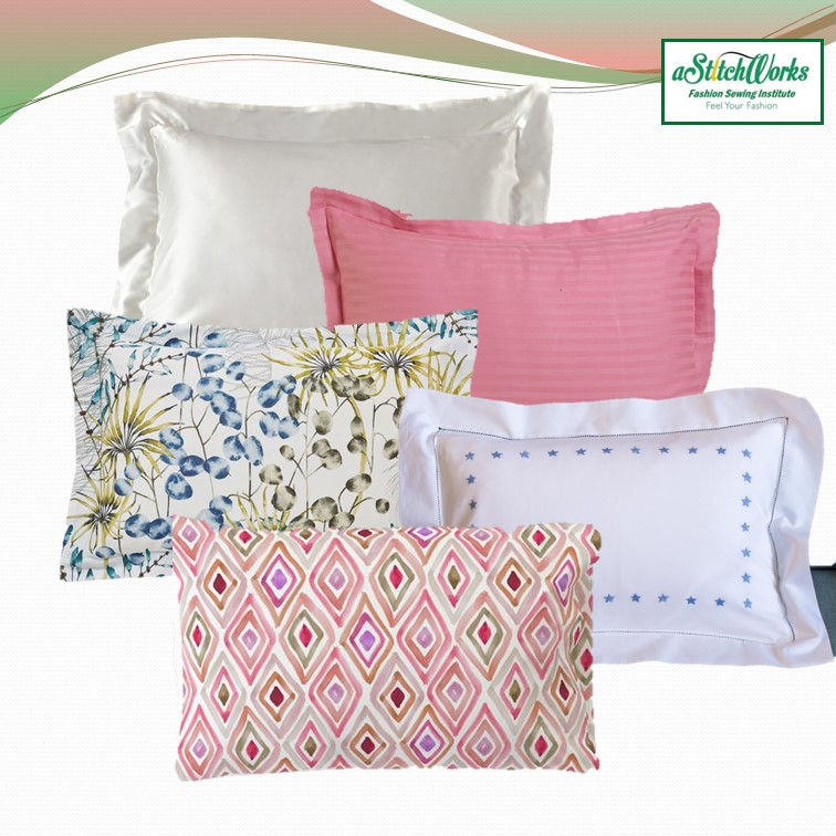 Sew Basic Pillow and Cushion Cover
